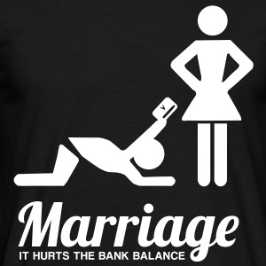 Marriage - Men's T-Shirt