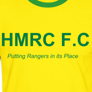Design ~ HMRC Yellow Tee
