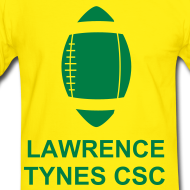 Design ~ Lawrence Tynes Celtic Tee Yellow