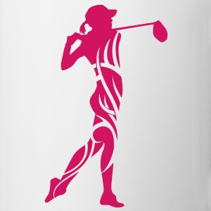 Golf tribal Mug - Tasse