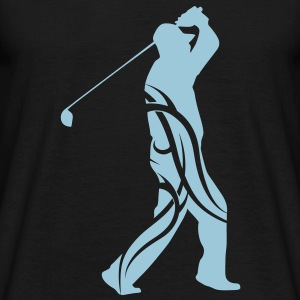 Golf tribal T-shirt - Men's T-Shirt