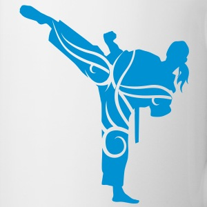 Karate tribal Mug - Mug