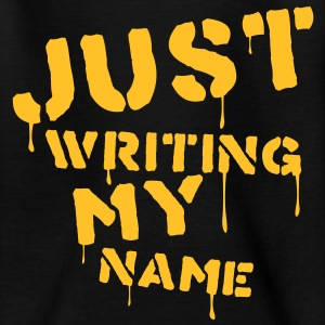 Just writing my name - Teenager T-Shirt
