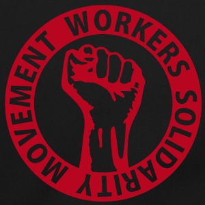 1 colors - Workers Solidarity Movement - Working Class Unity Against Capitalism Bags  - Shoulder Bag