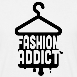 Fashion Addict Camisetas - Camiseta hombre