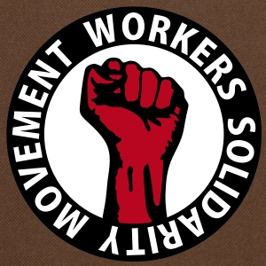3 colors - Workers Solidarity Movement - Working Class Unity Against Capitalism Bags  - Shoulder Bag