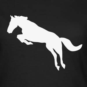 Horse, Riding - Women's T-Shirt