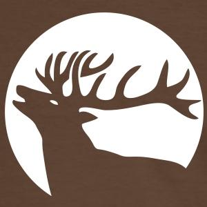 hirsch röhrender brunft geweih elch stag antler jäger junggesellenabschied