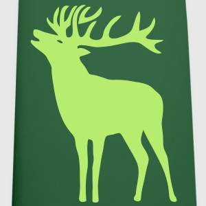wild stag deer moose elk antler antlers horn horns cervine hart bachelor party night hunter hunting  Aprons - Cooking Apron