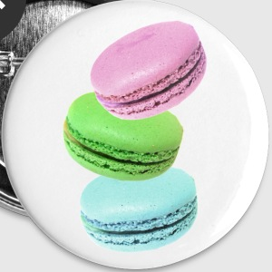 Macarons Badges - Badge grand 56 mm