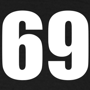 69 T-shirts - Herre-T-shirt