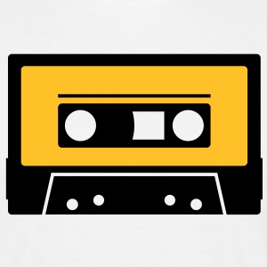 Music Tape (2c)++ T-Shirts - Men's T-Shirt