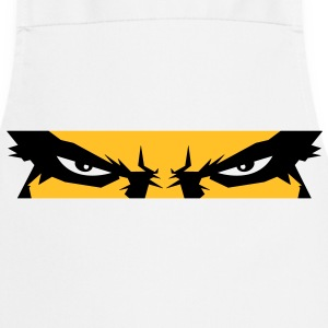 Evil Stare (2c)++  Aprons - Cooking Apron
