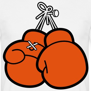 Boxing Gloves (2c)++ Tee shirts - T-shirt Homme