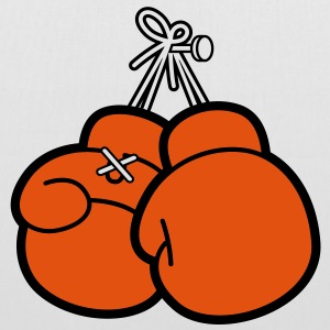 Boxing Gloves (2c)++ Sacs - Tote Bag