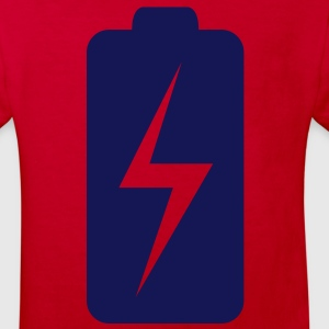 Battery Charge (1c)++ Kinder T-Shirts - Kinder Bio-T-Shirt