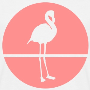 Flamingo T-skjorter - T-skjorte for menn
