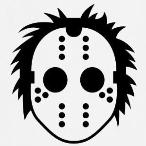 Jason Mask (1c)++  Aprons - Cooking Apron