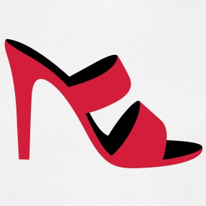 High Heels (2c)++ T-skjorter - T-skjorte for menn