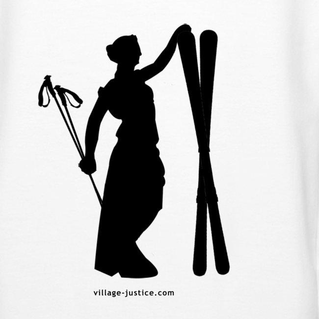 La justice au ski