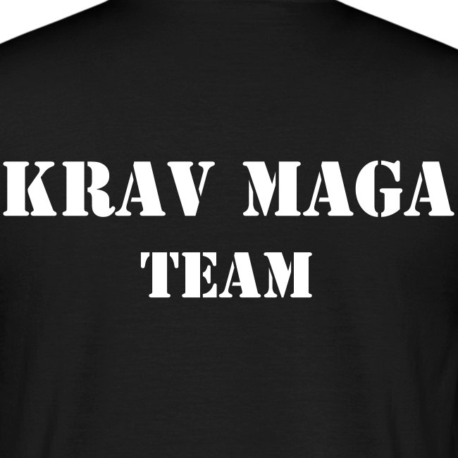 Krav Maga Team - neutral