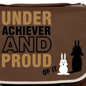 underachiever and proud of it (2c) Bags  - Shoulder Bag