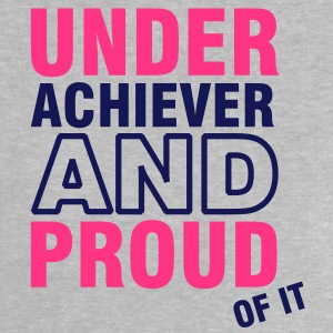 underachiever and proud of it (2c) Baby Shirts  - Baby T-Shirt