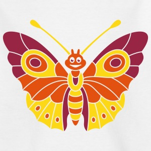 Papillon - T-shirt Enfant