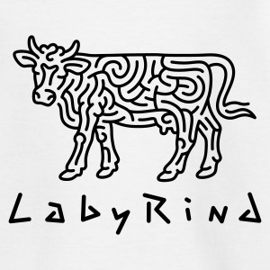 LabyRind - Kinder T-Shirt