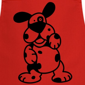 Cute dog  Aprons - Cooking Apron