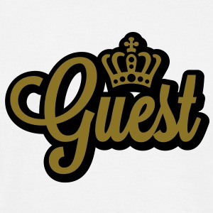Guest | Crown T-Shirts - Men's T-Shirt