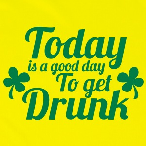 TODAY IS A GOOD DAY TO GET DRUNK ST PATRICKS DAY design Jackets & Vests - Reflective Vest