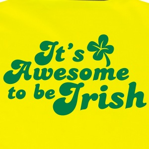 It's awesome to be IRISH! St Patrick's day design Jackets & Vests - Reflective Vest