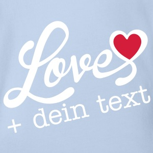 love Shirts - Rompertje