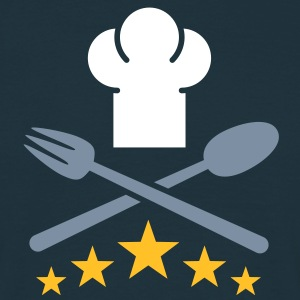 5_star_cook T-Shirts - Men's T-Shirt