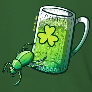 Saint Patrick's Day Beetle Hoodies & Sweatshirts - Men's Premium Hoodie