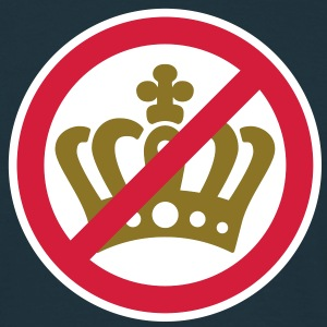 No Crown | Keine Krone T-Shirts - Mannen T-shirt