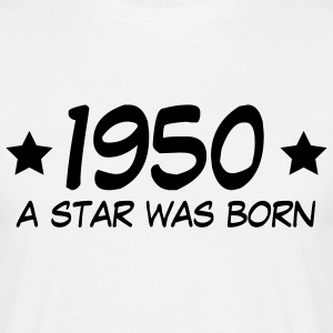 1950 a star was born (fr) Tee shirts - T-shirt Homme