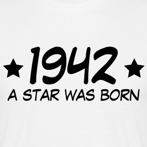 1942 a star was born (fr) Tee shirts - T-shirt Homme