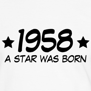 1958 a star was born (fr) Tee shirts - T-shirt contraste Homme