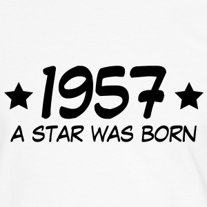 1957 a star was born (uk) T-Shirts - Men's Ringer Shirt