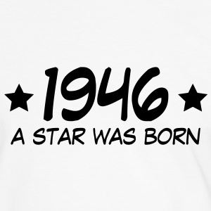 1946 a star was born (uk) T-Shirts - Men's Ringer Shirt