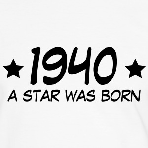 1940 a star was born (uk) T-Shirts - Men's Ringer Shirt