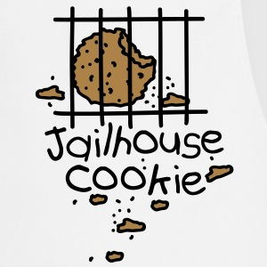 Jailhouse cookie  Aprons - Cooking Apron