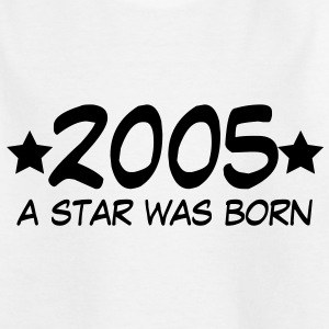 2005 a star was born (fr) Tee shirts Enfants - T-shirt Enfant