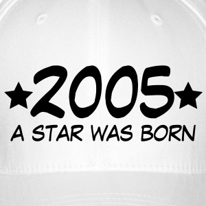 2005 a star was born (uk) Caps & Hats - Flexfit Baseball Cap