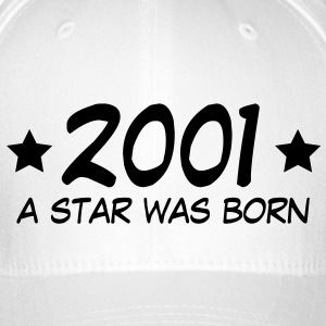 2001 a star was born (uk) Caps & Hats - Flexfit Baseball Cap