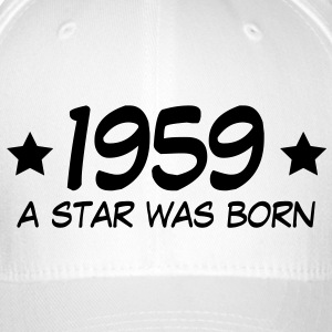 1959 a star was born (uk) Caps & Hats - Flexfit Baseball Cap