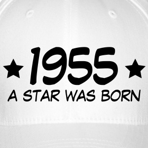 1955 a star was born (uk) Caps & Hats - Flexfit Baseball Cap