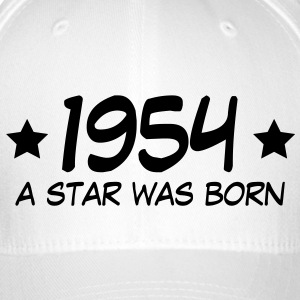 1954 a star was born (uk) Caps & Hats - Flexfit Baseball Cap